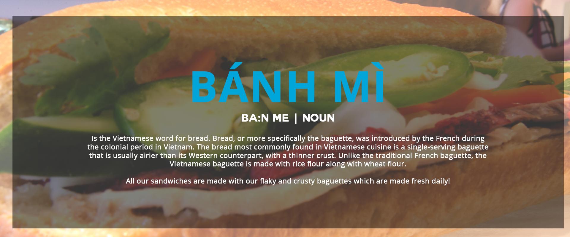 Sandwich Page Header