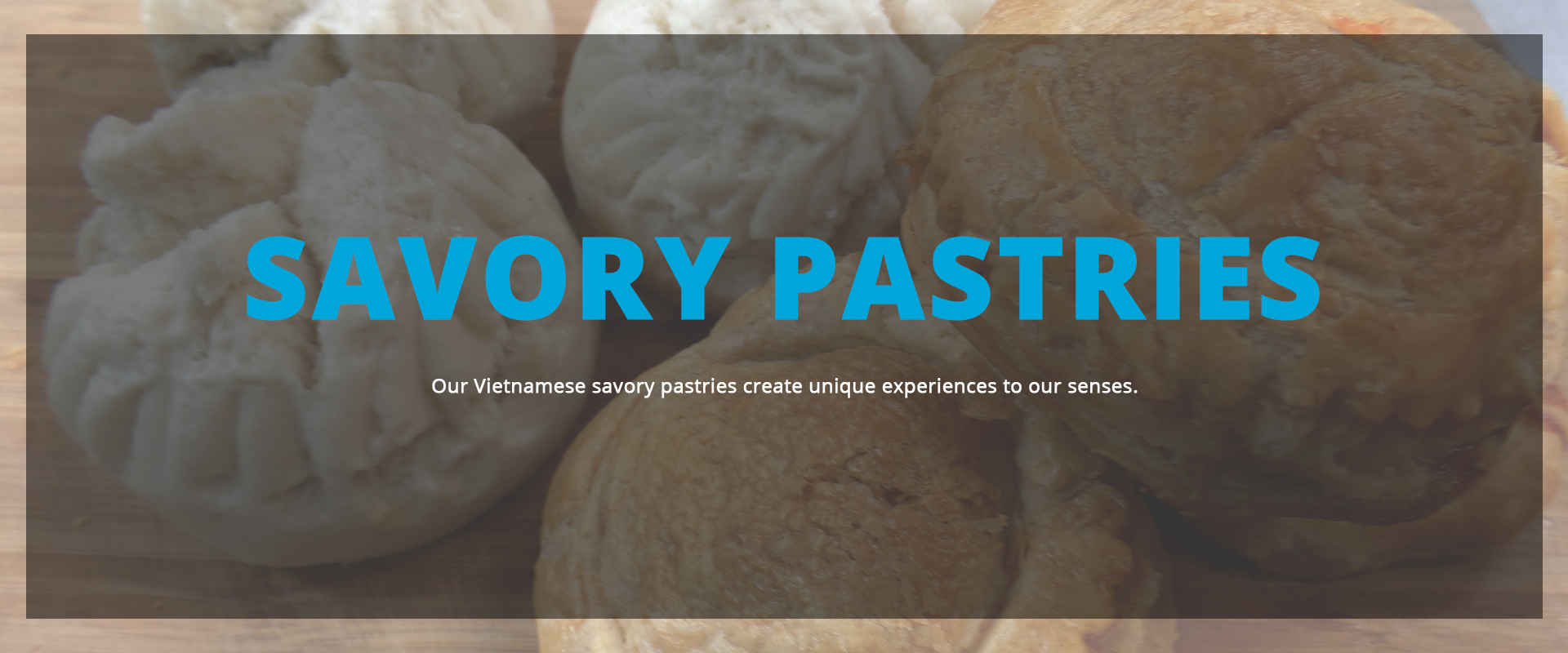 Savory Pastries Header Image