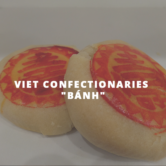 VIET CONFECTIONARIES Bánh Cube