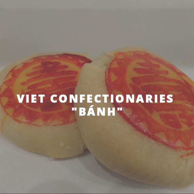 VIET CONFECTIONARIES Bánh Cube