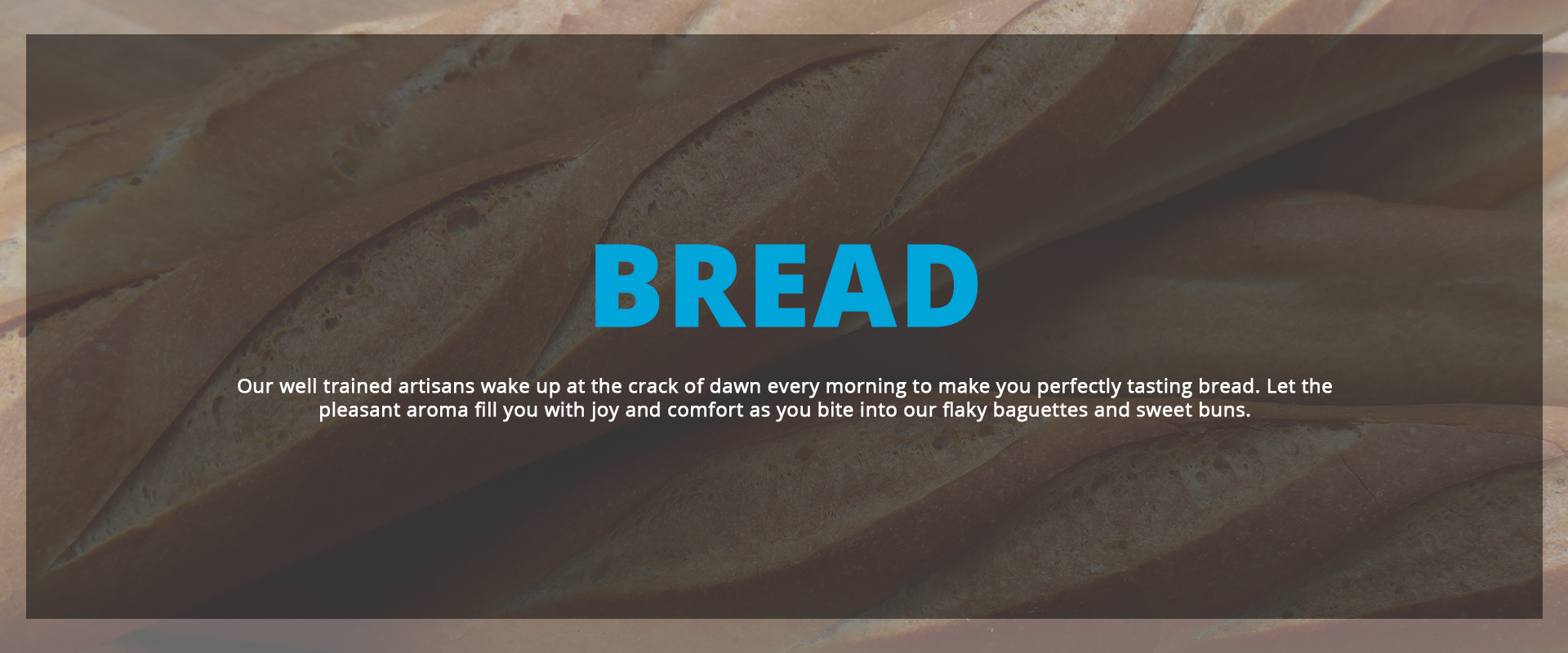 Bread Page Header